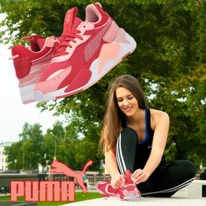 Puma Womens RS-X Toys Limited Edition Sneaker Shoe
